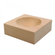 Solid Beech Coin Tray/Dish Wooden Blocks, Tea Lights and Stacking Block Sets