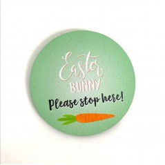 Printed Vinyl Easter Stickers Easter