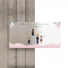 Printed Mother's Day Plaque Mother's Day