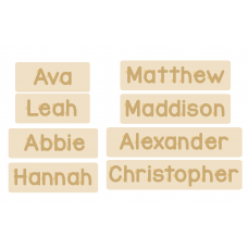Personalised Name Puzzle Personalised and Bespoke