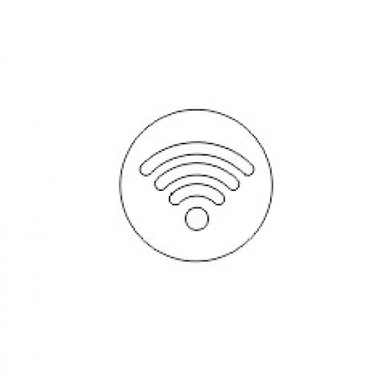 Acrylic Wifi Icon (pack of 5) ACRYLIC ITEMS