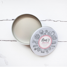 Personalised Printed Tin - Monochrome and Pink Treat Stash Personalised and Bespoke