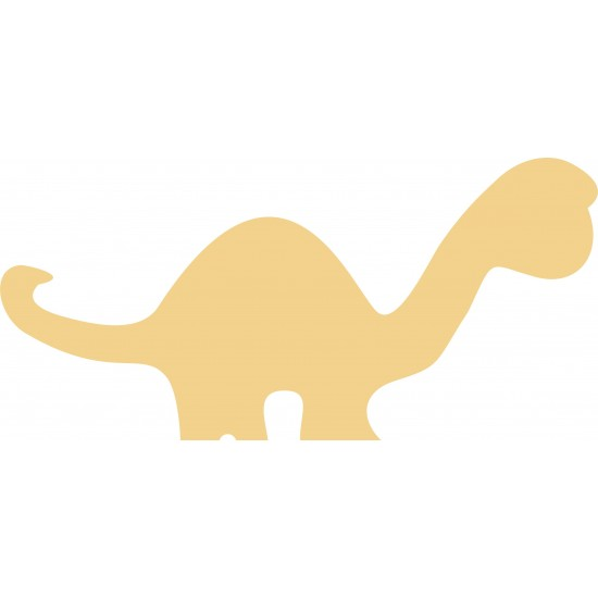 18mm Diplodocus Shape Easter