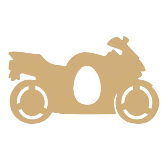 18mm Motorbike Shape Kinder or Cadbury Egg Holder Easter