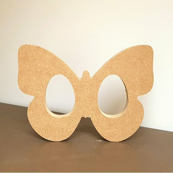 18mm Butterfly Shape Double Kinder or Cadbury Egg Holder Easter