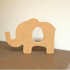 18mm Elephant Shape Kinder or Cadbury Egg Holder (wide) Easter