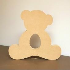 18mm Bear Shape Kinder or Cadbury Egg Holder Easter