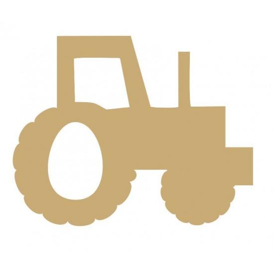 18mm Tractor Shape Kinder or Cadbury Egg Holder (wide) Easter