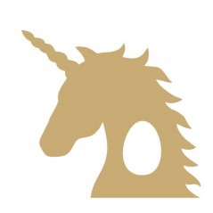 18mm Unicorn Head Shape Kinder or Cadbury Egg Holder Easter