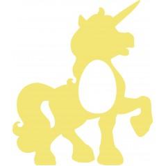 18mm Unicorn Shape Kinder or Cadbury Egg Holder Easter