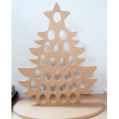 18mm Christmas Tree Kinder Egg Advent Calendar
