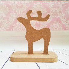 18mm Deer Shape Stocking Hanger Christmas Shapes