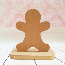 18mm Gingerbread Boy Shape Stocking Hanger Christmas Shapes