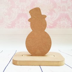 18mm Top Hat Snowman Shape Stocking Hanger Christmas Shapes