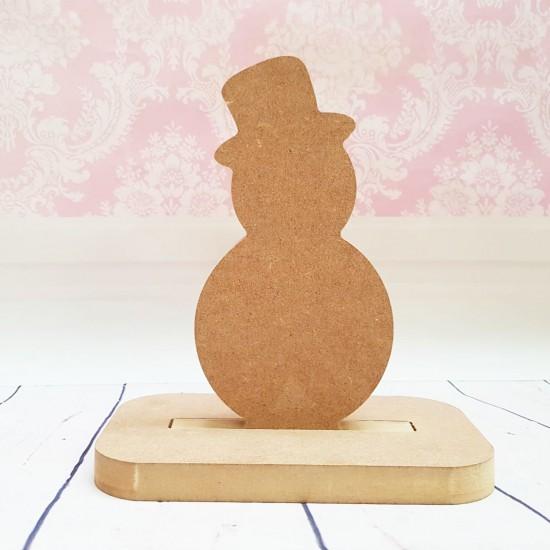 18mm Top Hat Snowman Shape Stocking Hanger Christmas Shapes