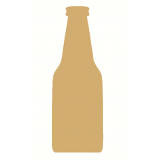 18mm Beer Bottle Shape Fathers Day