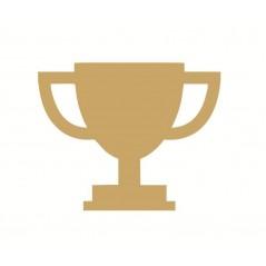 18mm Trophy Shape