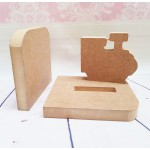 18mm MDF Bookends