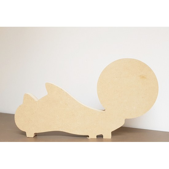 18mm Boot and Ball Shape 18mm MDF Craft Shapes