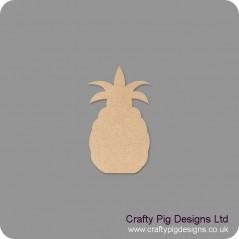 18mm Pineapple Shape 18mm MDF Craft Shapes