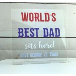 Printed Fathers Day