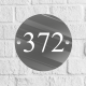House Number Blanks