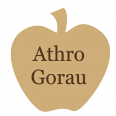 18mm Freestanding  Apple - Athro Gorau Teachers