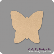 3mm MDF Butterfly 1 Animal Shapes