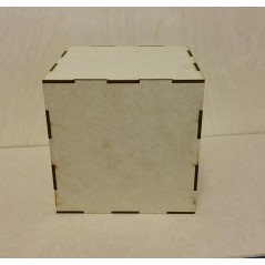 3mm MDF MDF Cube/Block/Minecraft block Wooden Blocks, Tea Lights and Stacking Block Sets