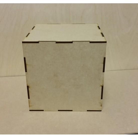 3mm MDF MDF Cube/Block/Minecraft block Wooden Blocks, Tea Lights and Stacking Block Sets