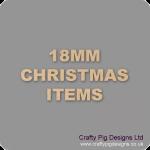 18mm MDF Christmas