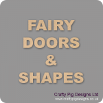 Fairy Doors and Fairy Shapes