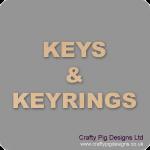Keys and Keyrings
