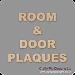 Room & Door Plaques