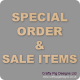 Special And Sale Items