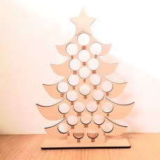 6mm Tree Ferrero Rocher Advent Calendar