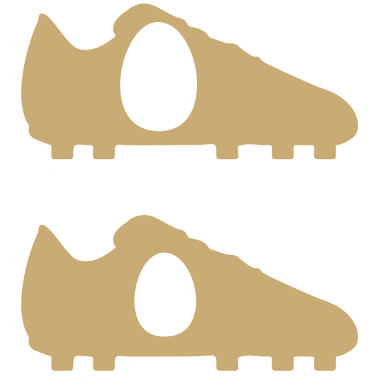 18mm Football Boot Kinder or Cadbury Egg Holder Easter