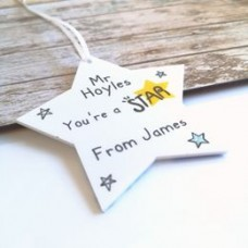 You're A Star Printed Star Teachers