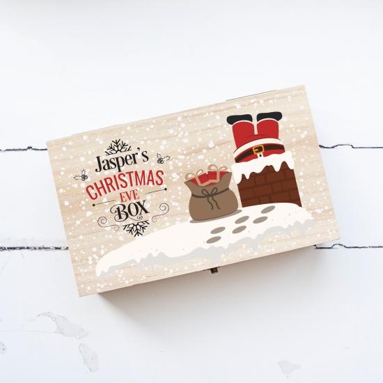 Personalised Rectangular Printed Box - Chimney Personalised and Bespoke