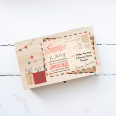 Personalised Rectangular Printed Box - Postcard Personalised and Bespoke