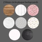 PRINTED VINYL BACKGROUNDS