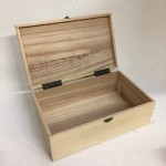 Blank Wooden Boxes
