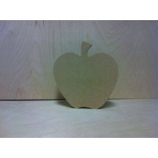 18mm Apple (stalk only no leaf) 18mm MDF Craft Shapes