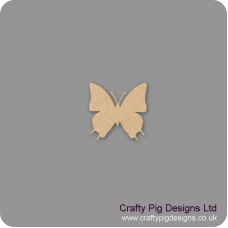 3mm MDF Butterfly 4 (full version) Animal Shapes