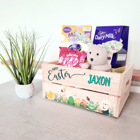 Printed Crate - Easter Designs  Easter