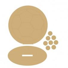 MDF Football Reward Box