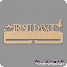 4mm MDF Irish Dance Medal Holder Medal Holder / Hanger