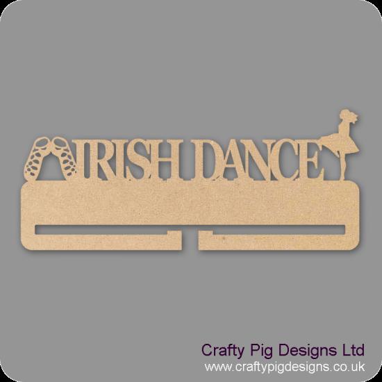 4mm MDF Irish Dance Medal Holder Medal Holder / Hanger