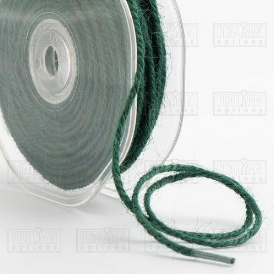 Hessian String 2mm x 20m - Dark Green