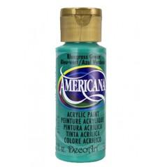 Decoart Americana Acrylic Paint -  Bluegrass Green 2oz